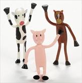 RTD-1987 - Bendable Farm Animals