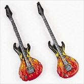 RTD-1990 - Small Inflatable Flames Guitar