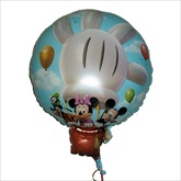 RTD-2000 - 28 inch Disney Mickey Mouse Hot Air Balloon