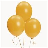 RTD-2084 - Orange Latex Balloons - Large 12 inch