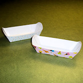 RTD-2382 - Ice Cream Sundae Disposable Paper Boats