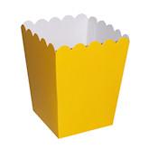 RTD-2413 - Mini Yellow Popcorn Box