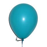 RTD-2427 - Aqua Green Latex Balloons - Large 12 inch