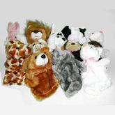 RTD-2473 - Plush Animal Hand Puppet for Children