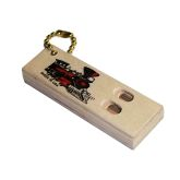 RTD-2558 - Train Whistle Mini Key Chain U.S.A. 2-Tone