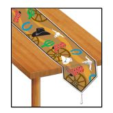 RTD-2565 - 6 foot Western Table Runner 11 inches wide