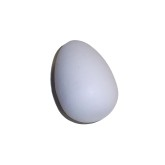 RTD-2582 - Wooden White Egg