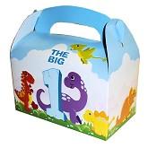RTD-2610 - Dinosaur 1st Birthday Treat Boxes