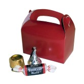 RTD-2622 - Mini Red Treat Box for Party Favors