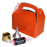 RTD-2624 - Mini Orange Treat Box for Party Favors