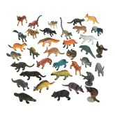RTD-2965 - Plastic Forest Zoo Animal Figure