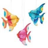RTD-3162 - Tissue Paper Tropical Angel Fish