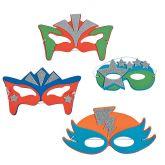 RTD-3190 - Foam Superhero Party Masks
