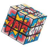 RTD-3289 - Superhero Action Words Mini Puzzle Cube