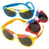 RTD-3291 - Plastic Superhero Sunglasses