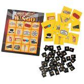 RTD-3442 - Movie Night Bingo Party Game