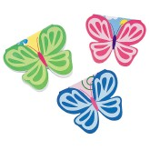 RTD-3467 - Colorful Butterfly Notepad