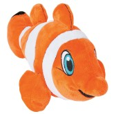 RTD-3576 - Large 17 inch Plush Clown Fish