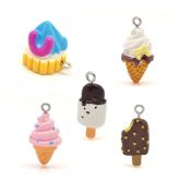 RTD-3621 - Resin Ice Cream Charms Assorted