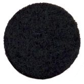 RTD-3628 - Black Pad for Essential Oils Diffusing Locket Pendant