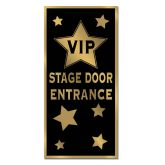 RTD-3717 - Movie Night Party VIP Stage Entrance Door Cover