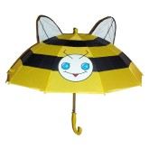 RTD-3736 - Kid's Animal Umbrella - Bumble Bee