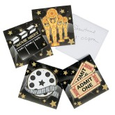 RTD-3782 - Movie Night Party Favor Notepads