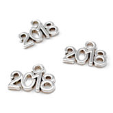 RTD-3924 - 2018 Metal Charms