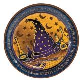 RTD-3959 - 8-Pack Wizard Magician Dessert Paper Plates