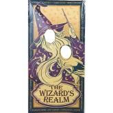 RTD-3962 - Magician Wizard Magical Party Door Banner