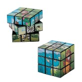 RTD-3963 - Jungle Safari Zoo Animal Mini Puzzle Cube
