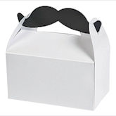RTD-4080 - Mustache Treat Boxes