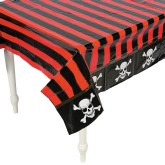 RTD-4271 - Pirate Theme Plastic Table Cover