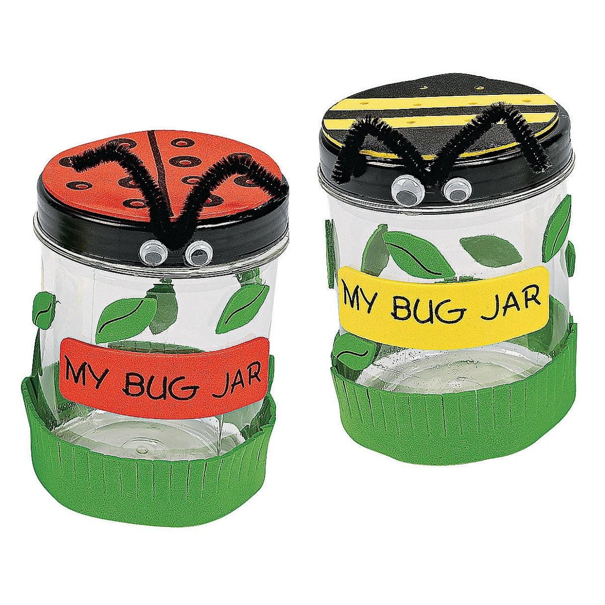 bug jar craft kit