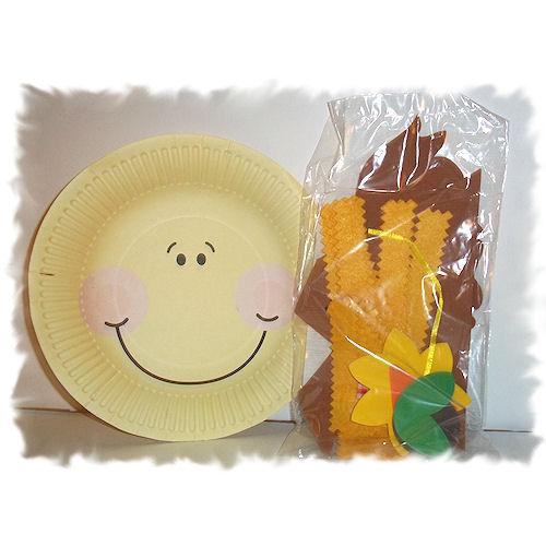 RTD-1532 - Scarecrow Paper Plate Kids Craft Kit  sc 1 st  RTD Trading Company & Scarecrow Paper Plate Kids Craft Kit