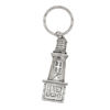 RTD-1118 - Jesus Is The Light - Metal Lighthouse Key Chain