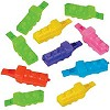 RTD-1141 - Plastic Train Shaped Whistle
