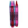 RTD-1286 - 44 inch Jumbo Inflatable Crayons