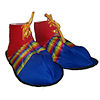 RTD-1300 - Big Pair of Polyester Circus Clown Shoes