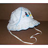 RTD-1329 - Easter Bonnet - Blue Trim - Small