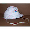 RTD-1336 - Easter Bonnet - Pink Trim - Medium