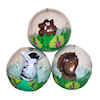 RTD-1387 - Inflatable Zoo Animal in Small Beach Ball