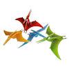 RTD-1461 - Large Hanging 3D Pterodactyl Dinosaur Glider