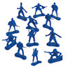 RTD-1477 - Bag of 144 Blue Army Men Toy Soldiers