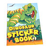 RTD-1478 - Dinosaur Stickers Book Prehistoric Party Favor Activity