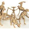 RTD-1484 - Plastic Dinosaur Skeleton Toy