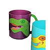RTD-1487 - Dinosaur Plastic Party Mug Cup