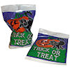 RTD-1528 - 17 inch Halloween Trick-Or-Treat Sacks Candy Bags