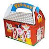 RTD-1615 - YEE-HAA! Barnyard Farm Party Treat Box