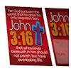 RTD-1736 - Christian Wallet Card - John 3:16